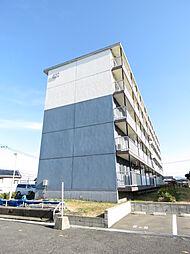 浅川団地400棟[102号室]の外観
