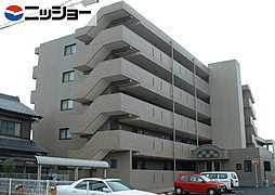 コンフォート長良[2階]の外観