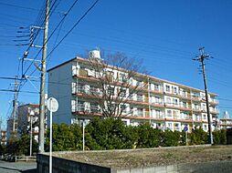 高山台ハイツ8号棟[404号室]の外観