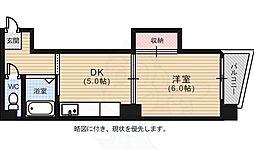 稲荷町駅 4.7万円