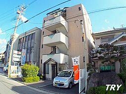 シャルマンフジ 大和高田壱番館[3階]の外観