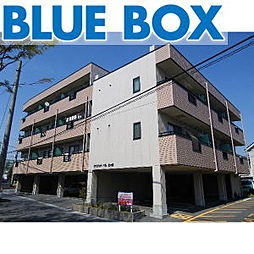 愛知県岡崎市大西町字南ケ原の賃貸マンションの外観