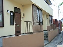 愛知県清須市西枇杷島町西六軒の賃貸アパートの外観