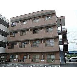 埼玉県熊谷市美土里町3丁目の賃貸マンションの外観