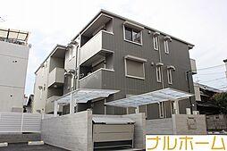 セジュールビブロ[1階]の外観