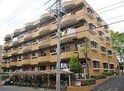 埼玉県戸田市笹目北町の賃貸マンションの外観