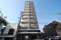 愛知県名古屋市東区白壁3丁目の賃貸マンションの外観