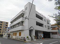 清水マンション[3階]の外観