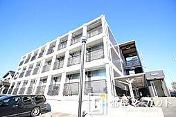 愛知県豊田市宮上町2の賃貸マンションの外観