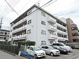 加島第二マンション[2階]の外観