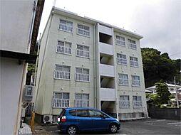 円山マンション[3階]の外観