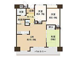 摂津富田駅 1,550万円
