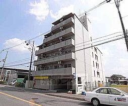 京都府京都市伏見区竹田田中殿町の賃貸マンションの外観