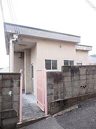 石本マンション[1階]の外観