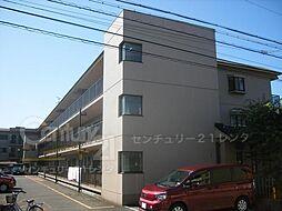 メロディーハイム長岡京[106号室]の外観
