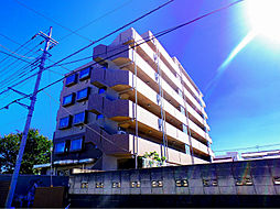 埼玉県新座市栄3丁目の賃貸マンションの外観