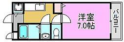 モンターニャ・アイ[1階]の間取り