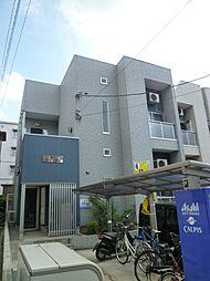 千葉県千葉市中央区白旗1丁目の賃貸アパートの外観