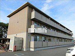 愛知県岡崎市大平町字欠下の賃貸アパートの外観