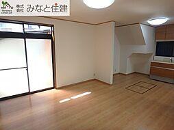 神戸市垂水区西舞子7丁目 3LDKの居間