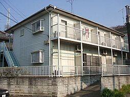 コーポヒラノ[1階]の外観