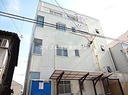 サニーコーポ[1階]の外観