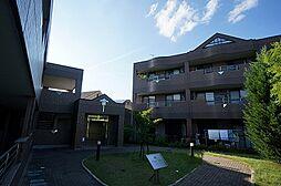 兵庫県川西市東畦野4丁目の賃貸マンションの外観