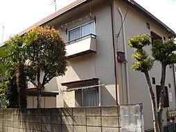 柿ノ木コーポ[202号室]の外観