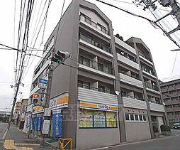 京都府京都市伏見区西町の賃貸マンションの外観