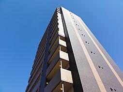 リバーコート砂田橋[3階]の外観