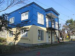 ウイン青葉[1階]の外観