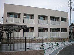 ポート泉佐野A棟[1階]の外観