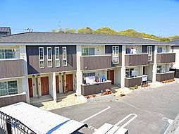 奈良県奈良市敷島町2丁目の賃貸アパートの外観