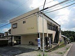 栃木県宇都宮市清原台1丁目の賃貸アパートの外観
