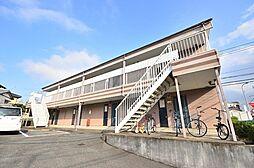 福岡県福岡市南区桧原1丁目の賃貸アパートの外観