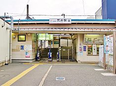 周辺:山電荒井駅まで徒歩37分。