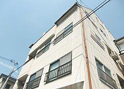 大阪府大阪市東住吉区針中野4丁目の賃貸マンションの外観
