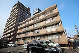 愛知県名古屋市中川区西中島2丁目の賃貸マンションの外観