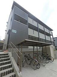 千葉県千葉市稲毛区小仲台3丁目の賃貸アパートの外観