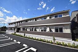 栃木県下都賀郡壬生町至宝2丁目の賃貸アパートの外観