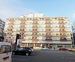 京都府京都市右京区西京極豆田町の賃貸マンションの外観