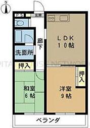 Nasu27[2階]の間取り