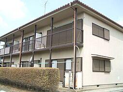 ハイネス北田B[2階]の外観