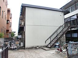 兵庫県西宮市里中町2丁目の賃貸アパートの外観
