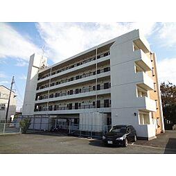 静岡県浜松市中区木戸町の賃貸マンションの外観