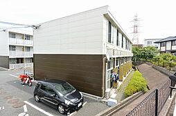 レオパレスプランタン弐番館[2階]の外観