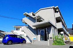 広島県広島市安佐南区東原3丁目の賃貸マンションの外観写真