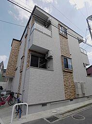 福岡県福岡市東区千早6丁目の賃貸アパートの外観