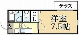 MissingN.M.[1階]の間取り