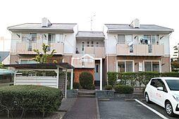 ドミール赤坂[1階]の外観